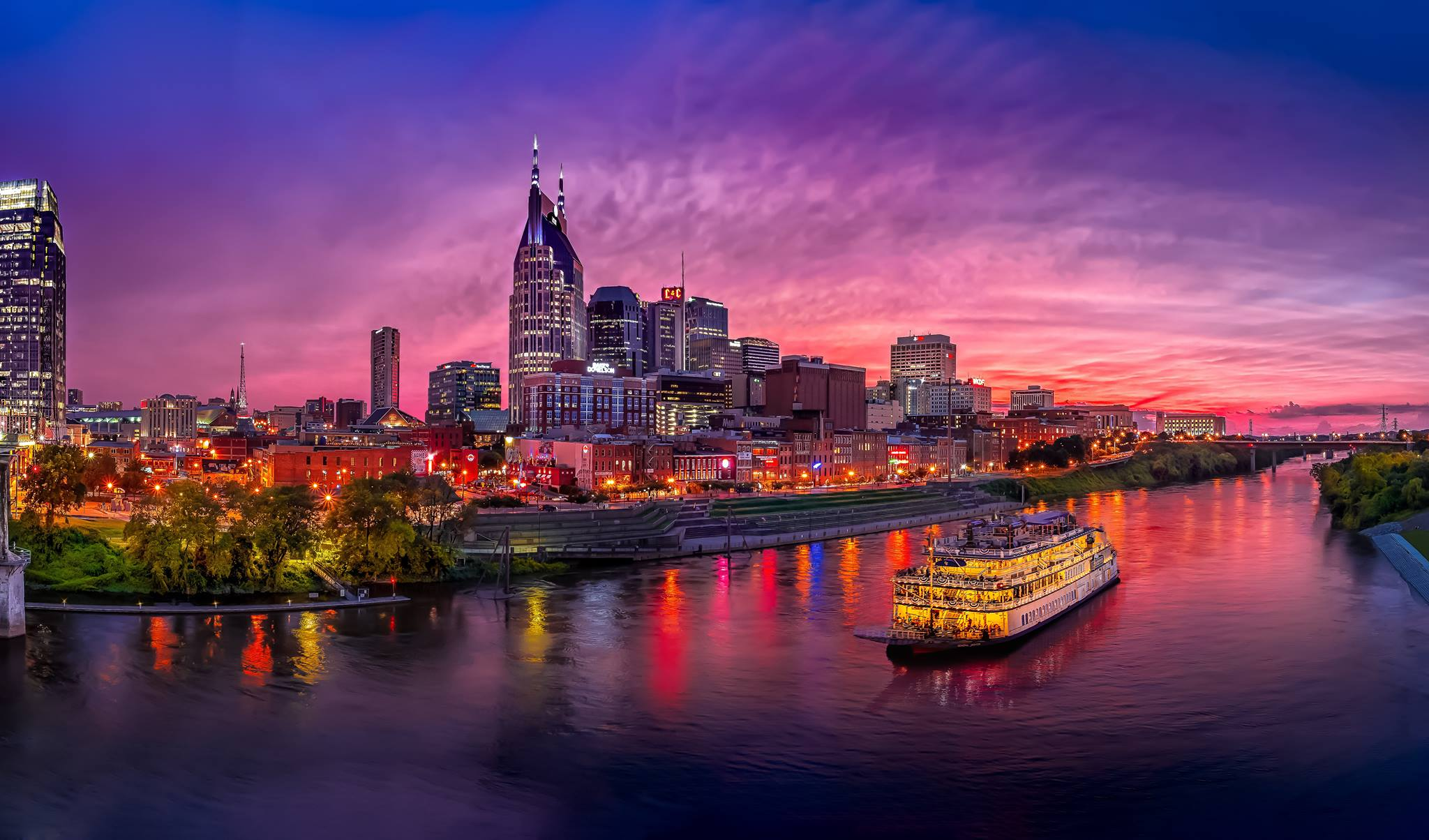 Downtown Nashville Restaurants