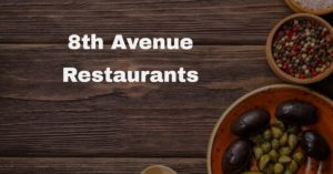 8th Avenue Restaurants Nashville TN