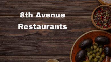 8th Avenue Restaurants Nashville TN